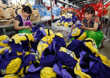 China mantiene su ritmo de crecimiento gracias al estímulo