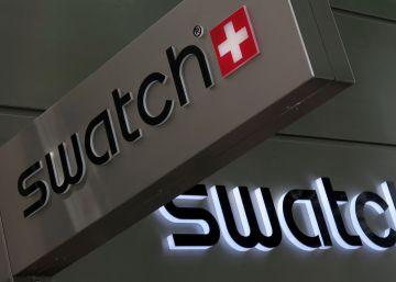 Swatch gana un 50% menos por la caída de la demanda de los bienes de lujo