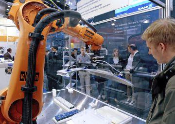 China logra hacerse con los robots alemanes de Kuka