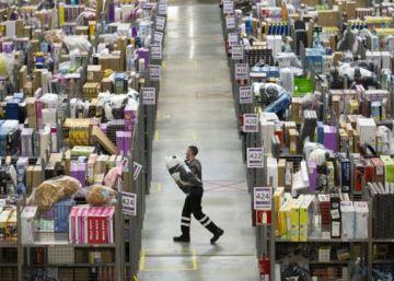 Amazon te ofrece helados, café y galletas en 38 minutos