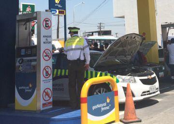 El gas natural para automóviles llega al norte de México