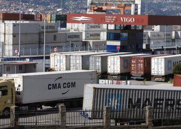 El déficit comercial se sitúa en 6.521 millones y baja un 30,9% hasta mayo