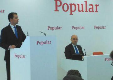 El Popular estudia un ajuste de unos 2.500 empleados y 300 oficinas