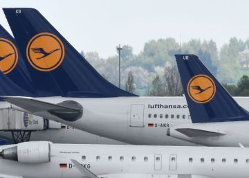 La amenaza terrorista impacta en Lufthansa y Easyjet