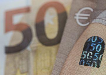 El número de billetes falsos cae un 25% en el primer semestre