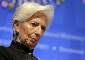 La directora general del FMI, Christine Lagarde, será juzgada por negligencia