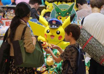 Nintendo se desploma en Bolsa tras rebajar el impacto de 'Pokémon GO'