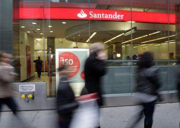 La financiera de coches de Santander en Estados Unidos cae un 15% en Bolsa