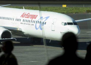 Air Europa anuncia que se desconvoca la huelga entre el 30 de julio y el 2 de agosto