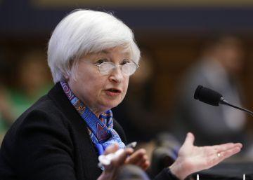 La Fed deja intactos los tipos pese a que disminuyen los riesgos