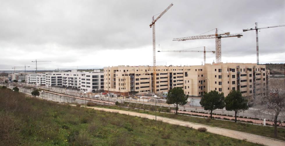 La subida del precio de la vivienda pierde fuerza pasar for Precios mano de obra construccion 2016 espana