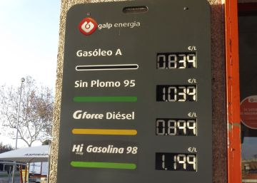 La operación salida llega con los carburantes más baratos en siete años
