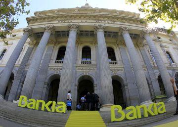 Economía cree que el auditor no comprobó los valores de Bankia
