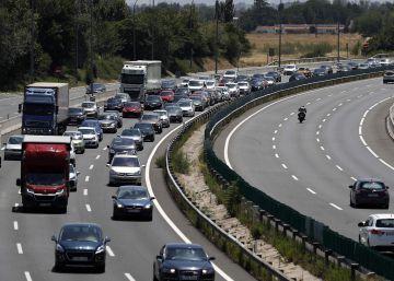 El gasto en carreteras cae a niveles de los años ochenta