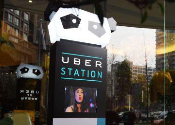 Uber cede en China por la guerra de precios y se fusiona allí con su rival Didi