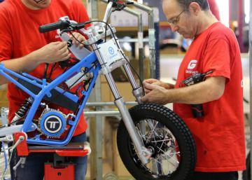 Torrot Gas Gas apuesta por la moto eléctrica y salta al mercado de EE UU