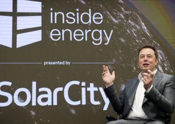 Tesla formaliza la compra de SolarCity