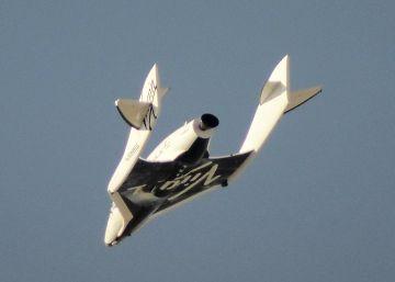 Virgin Galactic ya tiene licencia para probar su avión espacial