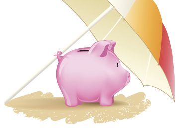 Cómo blindar los ahorros en verano