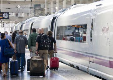 El AVE bate récord de viajeros en julio