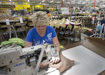 La creación de empleo en Estados Unidos supera las previsiones en julio