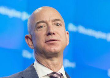 El fundador de Amazon, Jeff Bezos, vende un millón de acciones de la firma