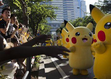 Pokémon Go genera 200 millones de dólares en ingresos