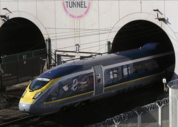 Los trabajadores de los trenes Eurostar convocan siete días de huelga