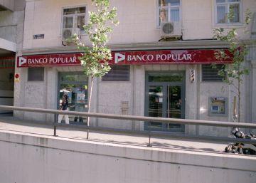 """La CNMV multa al Banco Popular con un millón por una """"infracción grave"""""""