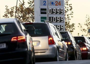 El precio de la gasolina este puente de agosto, en mínimos de siete años