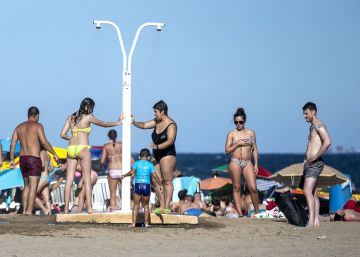El turismo también colapsa los grifos