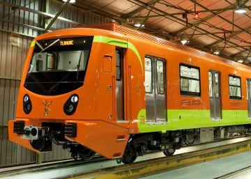 CAF fabricará 10 trenes para el metro de México por 164 millones de euros