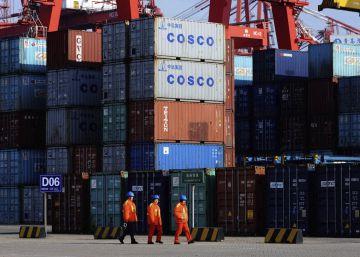 La zona euro logra su mayor superávit comercial en un primer semestre
