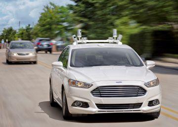 El coche sin conductor de Ford llegará en 2021