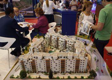 La gran banca acumula aún 63.000 millones en pisos y suelo embargados