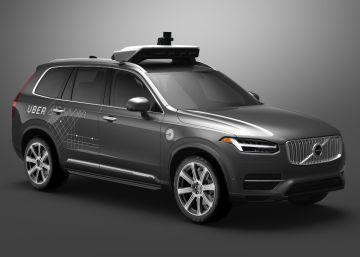 Uber se alía con Volvo para tener una flota de coches sin conductor