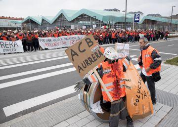 Arcelor vuelve a producir acero en Sestao solo los fines de semana