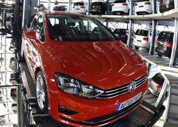 Volkswagen paraliza la producción de Golf y Passat en seis plantas alemanas