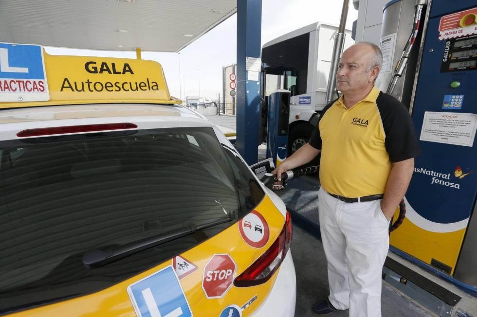 Recorrer europa sin gasolina econom a el pa s - Autoescuela gala puerta del sol ...