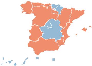 Extremeños y catalanes, los que más presión fiscal autonómica soportan