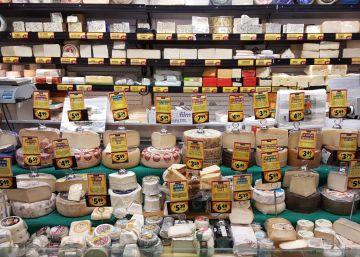 La fiebre del queso artesano explota en Estados Unidos
