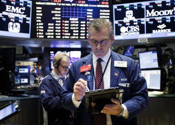 La caída de beneficios e inversión limita el crecimiento en EE UU