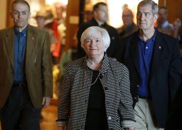 Janet Yellen prepara a los mercados para el alza tipos de interés en EE UU