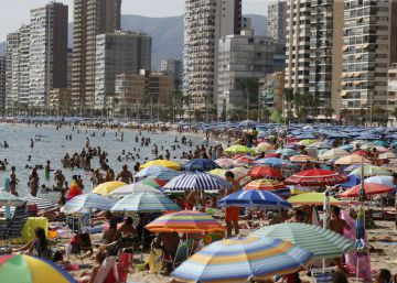 Spain's tourism records shattered after spectacular month of July