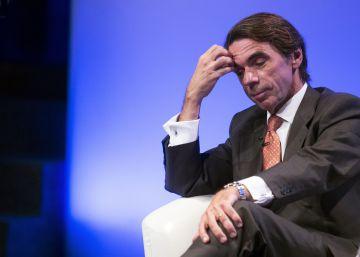 La empresa de Aznar limita su actividad a invertir y gana un 70% menos