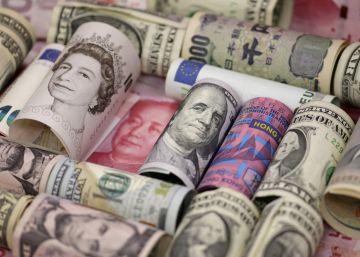 El negocio del mercado de cambio de divisas se contrae