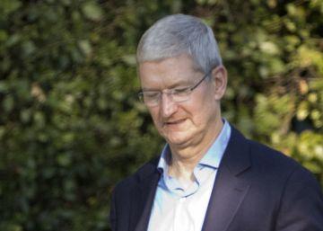 """Tim Cook califica de """"basura política"""" los argumentos de Bruselas para sancionar a Apple"""