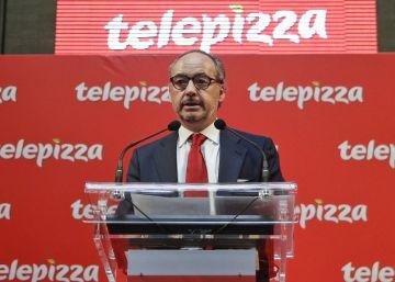 Telepizza se desploma en Bolsa tras perder 19,3 millones el primer semestre