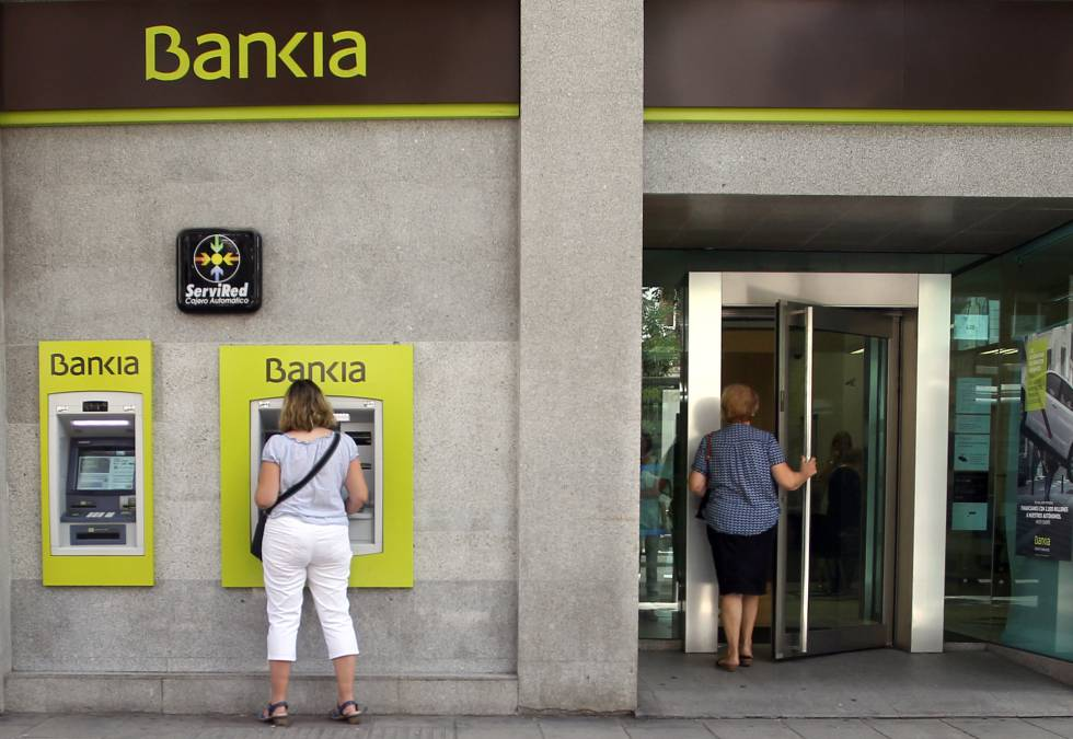 Un jefe del banco de espa a avis que bfa bankia era for Pisos de bancos bankia
