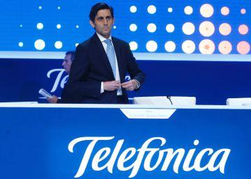 Blackrock aumenta su participación en Telefónica hasta el 5,02%